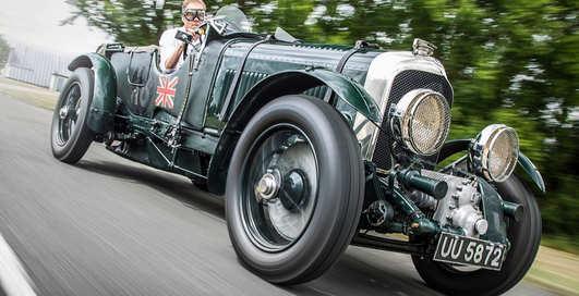 Bentley 100 лет: 15 топовых авто бренда