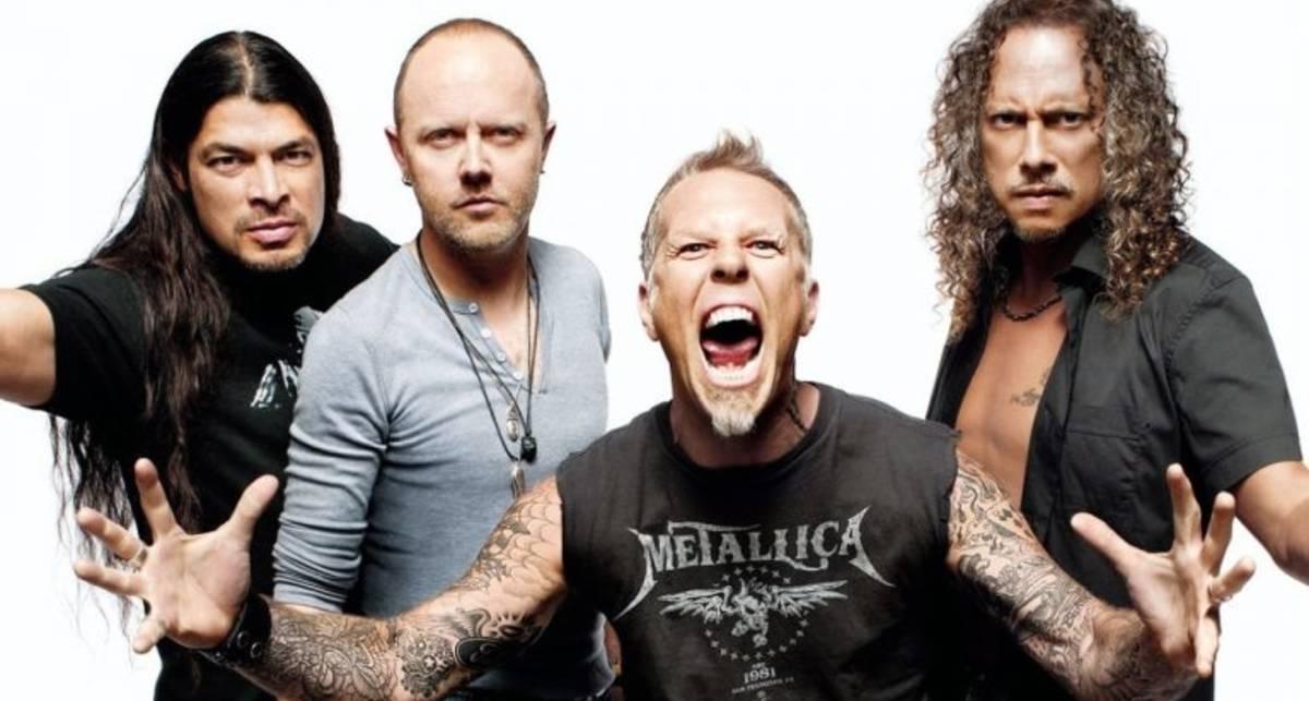 Рок-букварь: культовая Metallica выпустит детскую книгу