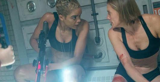 Космические героини: трейлер фантастического сериала «Другая жизнь» от Netflix