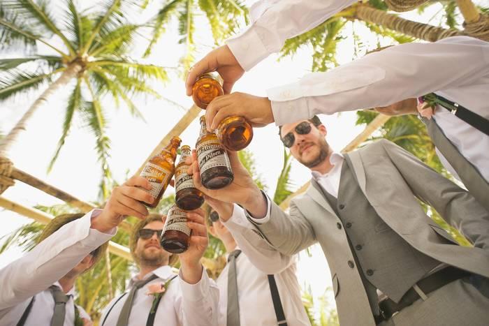 Пить пиво рекомендовано в хорошей компании