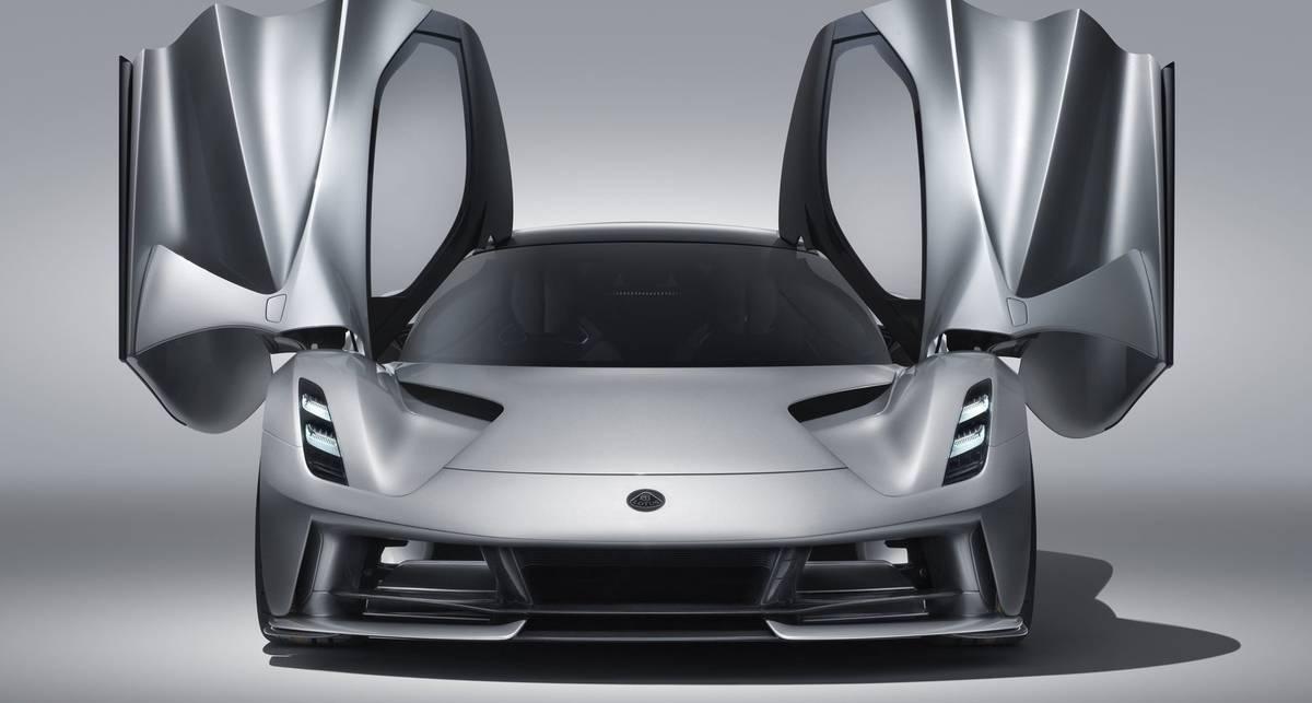 Не Tesla единым: мощнейшим электрокаром признали Lotus Evija