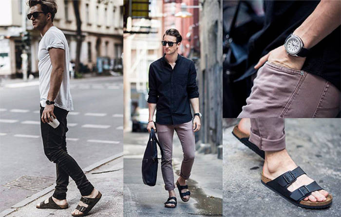 Шлепанцы - и модно, и удобно
