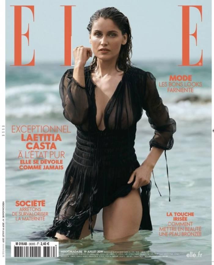 Летиция Каста для Elle France