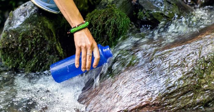 Воду сомнительного качества перед употреблением стоит прокипятить