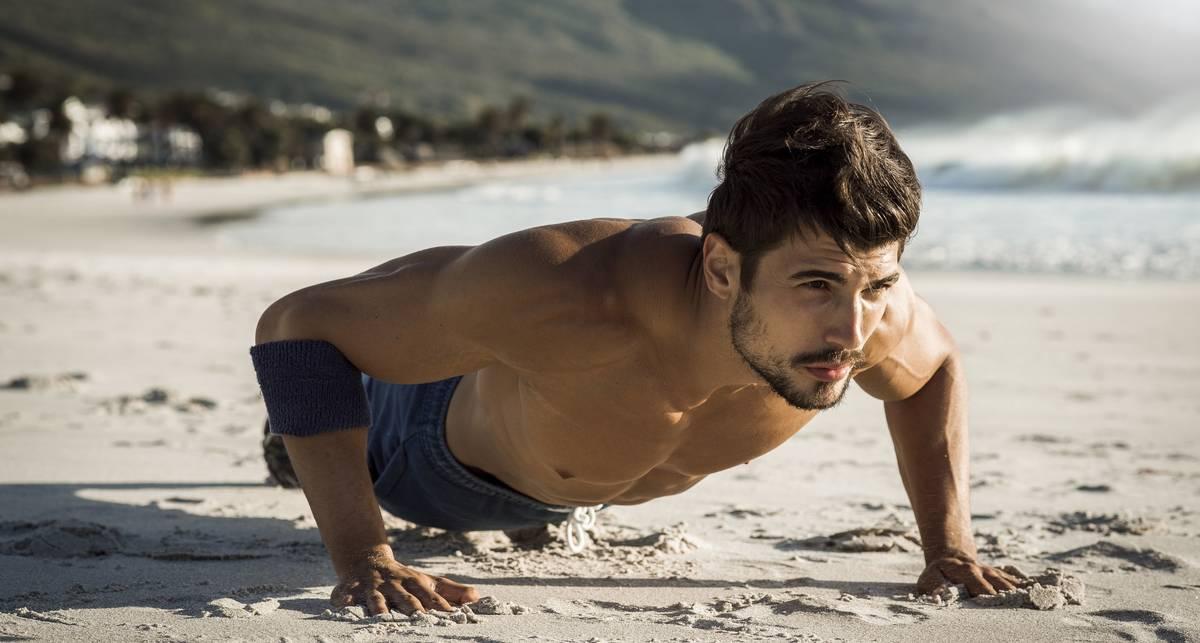 Летний спорт: 6 упражнений для отдыха на природе