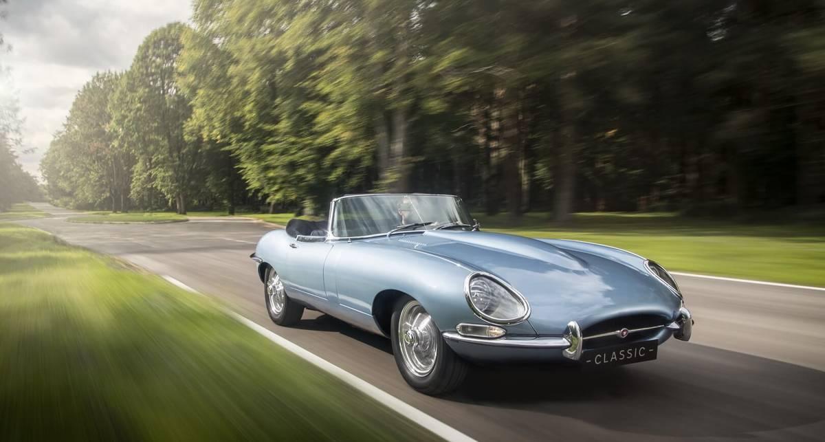 Самый красивый автомобиль в мире оказался электрическим