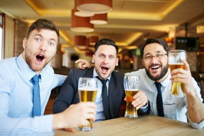 Пиво снижает риск развития ожирения печени + убивает воспалительные процессы
