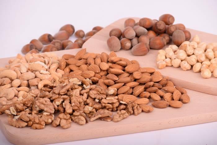 Золотая тройка - грецкий орех, миндаль и фундук - помогут тебе в сексуальной жизни. Ешь, не задумывайся