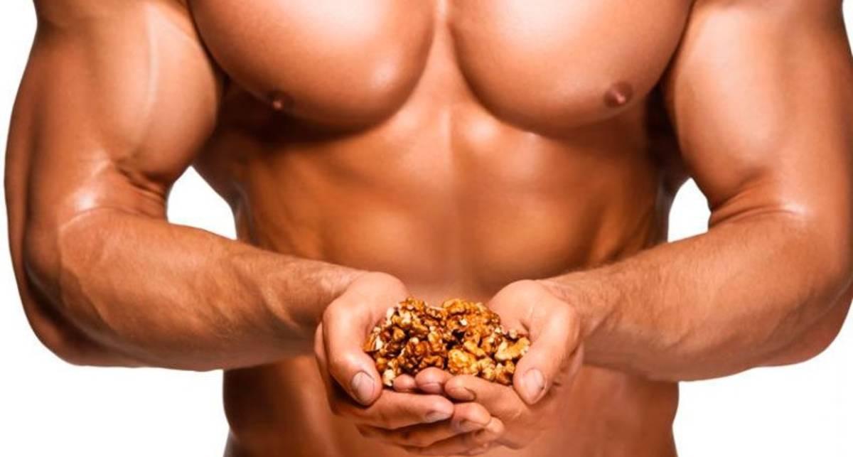 Горсть орехов в день - и ты сексуальный гигант: новое исследование ученых
