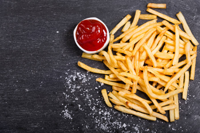 Картошка фри — твой быстрый билет в мир ожирения и изжоги
