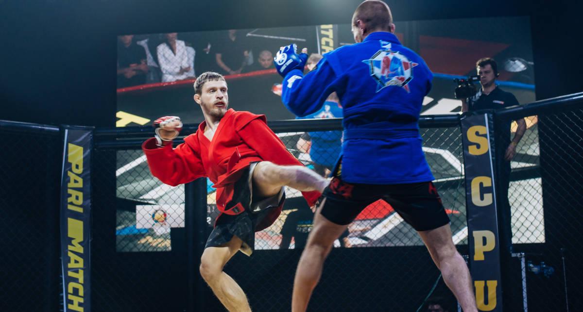 В Киеве пройдет бойцовский чемпионат по смешанным боевым единоборствам