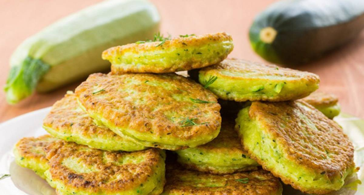 3 быстрых рецепта блюд из кабачков, которые сойдут за ужин