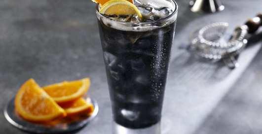"""""""Черная пятница"""": коктейль для нескучного вечера после недели суеты"""