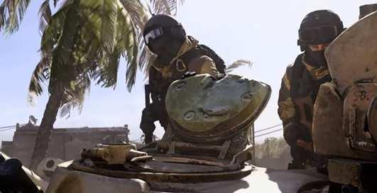 Call of Duty возвращается: трейлер перезапуска Modern Warfare