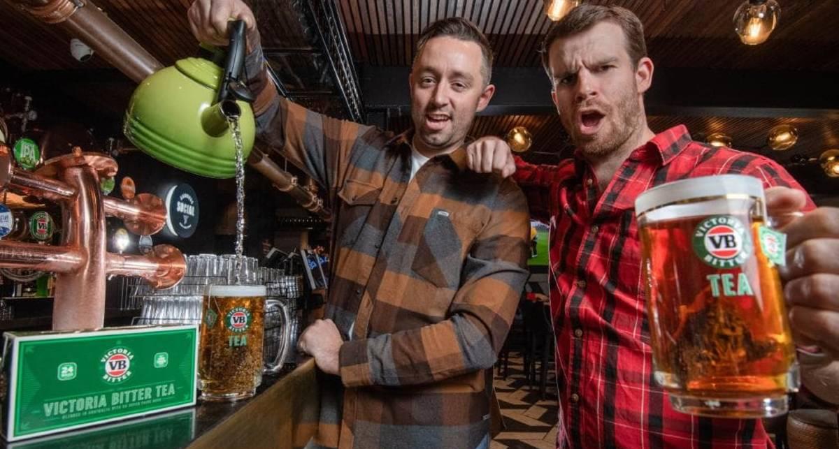 Почему бы и нет: австралийцы изобрели чай со вкусом пива