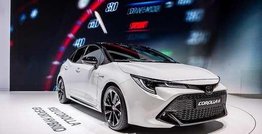 Топ-8 самых продаваемых автомобилей в мире