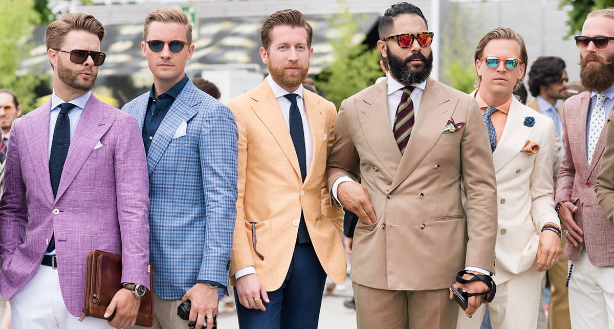 3 ошибки при выборе мужского костюма