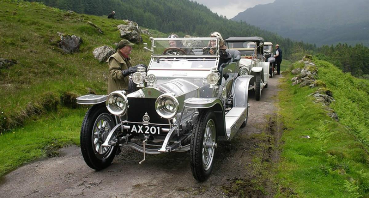 Серебряный призрак: как выглядит самый дорогой автомобиль в истории?