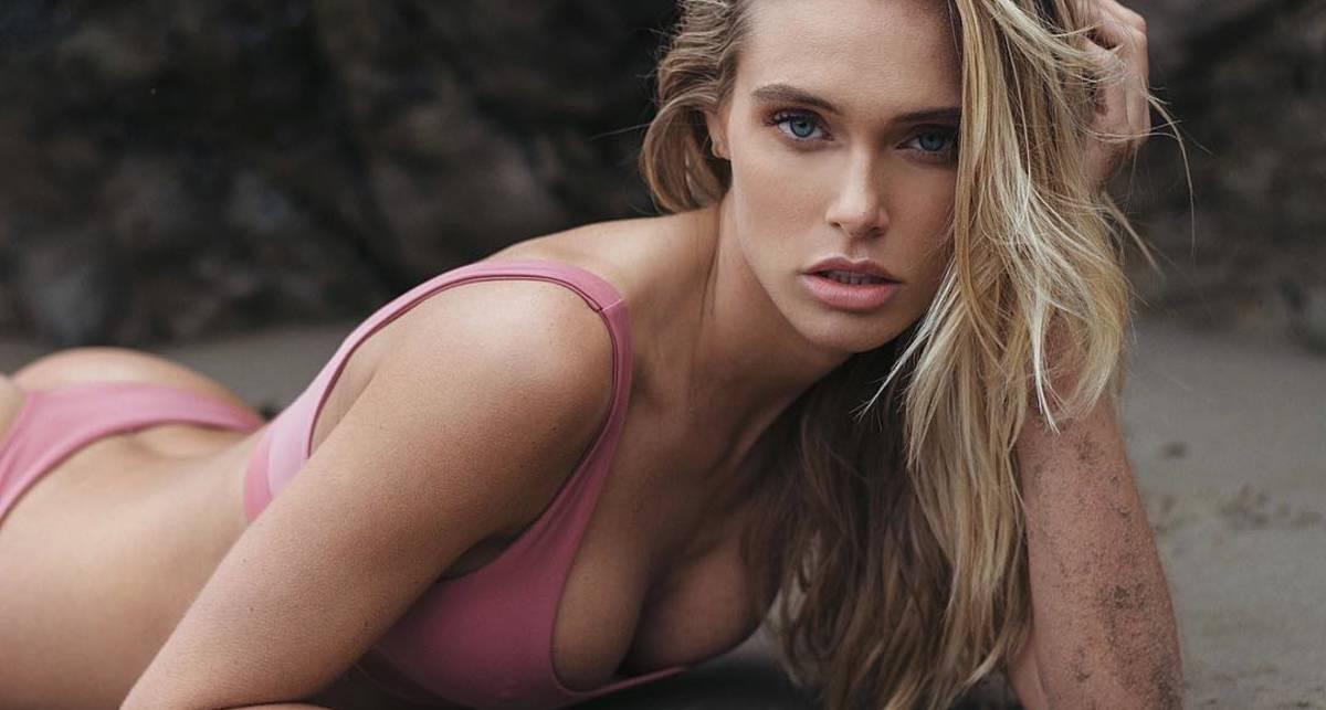 Красотка дня: Sports Illustrated's Lovely Lady 2016 Элли Оттауэй