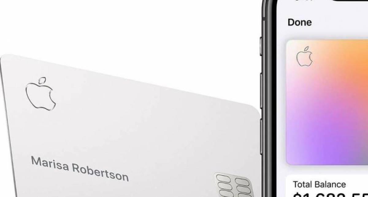 Телефонный банкир: Apple презентовал собственную кредитку