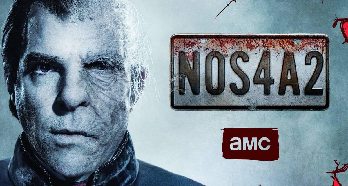 Мужское кино: выход 2 сезона хоррор-сериала «NOS4A2»