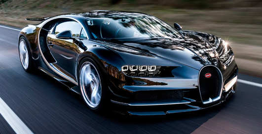 ТОП-10 самых дорогих автомобилей современности