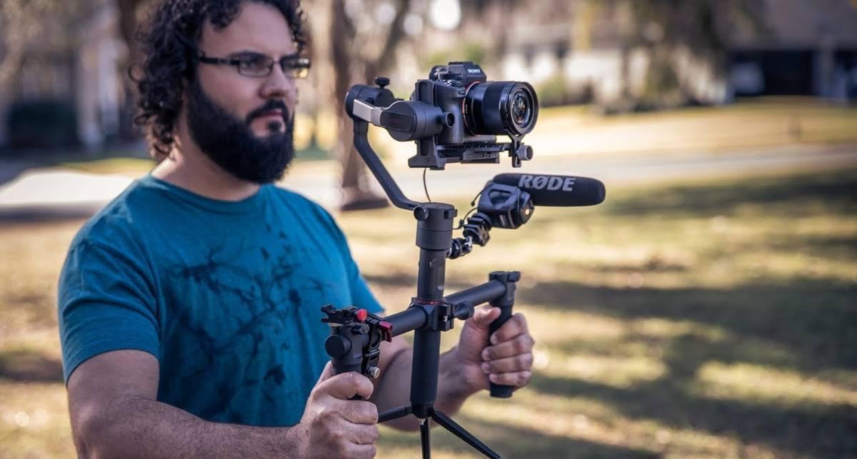 Стабилизаторы видео – красивые снимки без рывков
