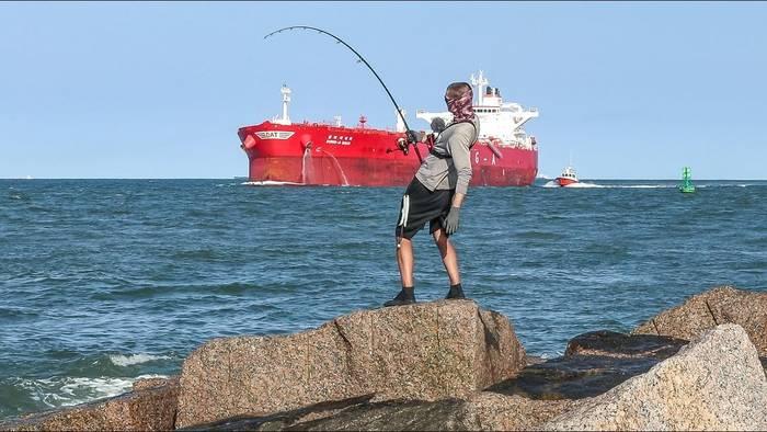 Тащить силой рыбу из воды = ошибка