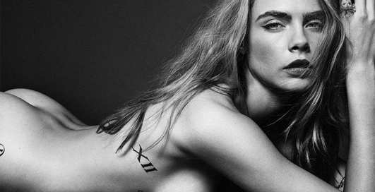Восхитительная Кара: топ-10 откровенных снимков именинницы Кары Делевинь