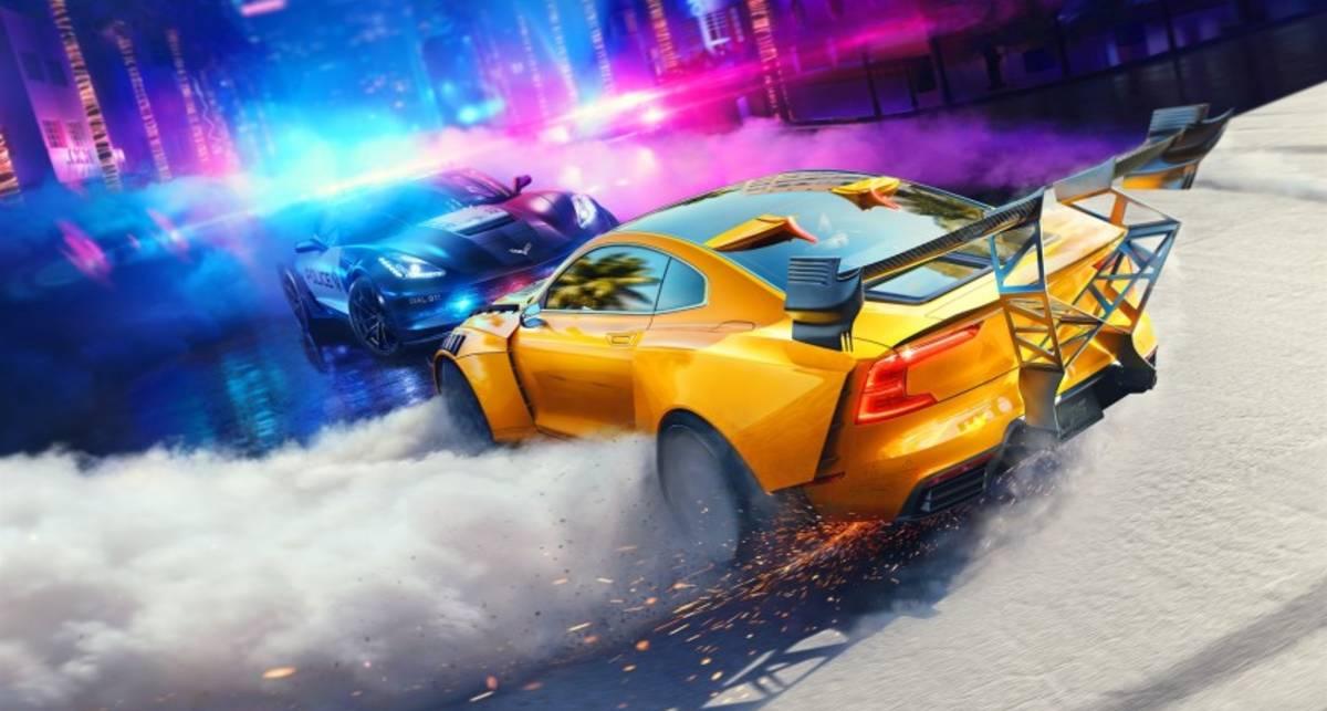 Жажда скорости: дебютный трейлер новой Need for Speed — Heat