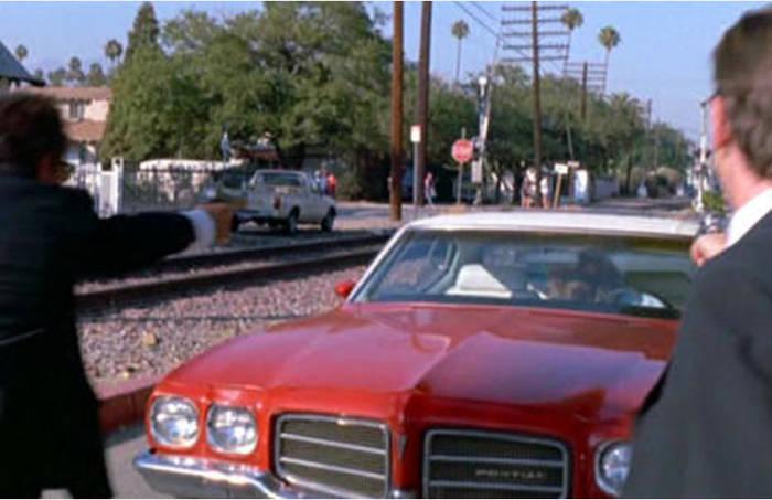 Pontiac Lemans 1972 года, «Бешеные псы» (1992)