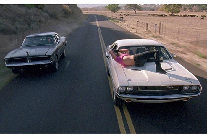 Dodge Challenger 1971 года, «Доказательство Смерти» (2007)