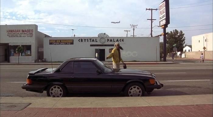 Mercedes-Benz R107 1975 года, «Джеки Браун» (1997)