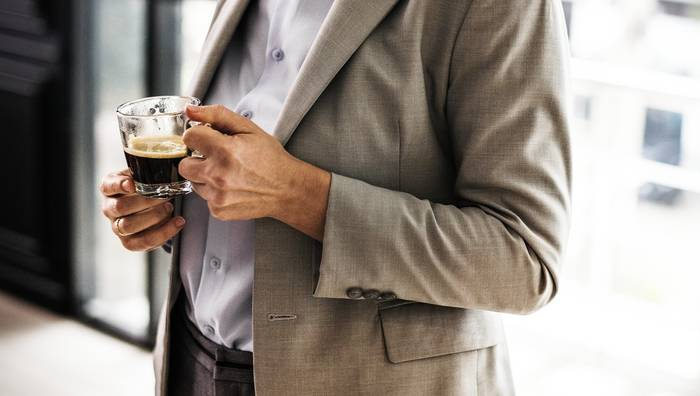 Одним кофе сыт не будешь
