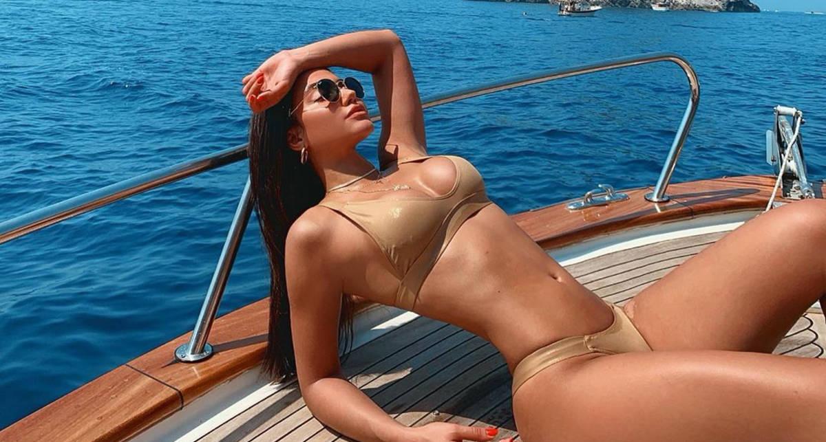 Красотка дня: жгучая бразильская актриса и модель Мариана Нунес