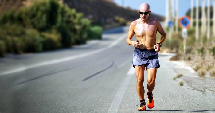 Бежишь на открытом солнце — пользуйся кремом от загара