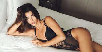 Красотка дня: фэшн-модель София Харманда