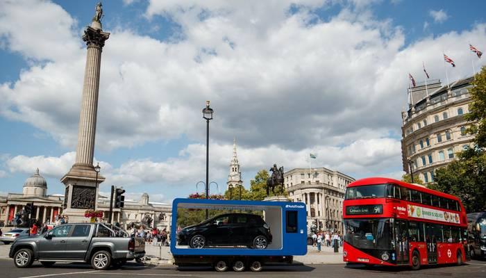 Акция призвана узнать, насколько британцы готовы к моментальным покупкам авто