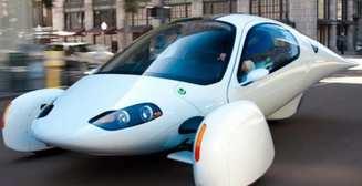 Дизайнерский и прорывной: электрокар Aptera, рассчитанный на 1600 миль без подзарядки