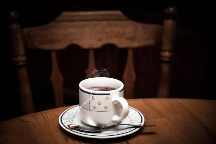 Чай спасает от головной боли