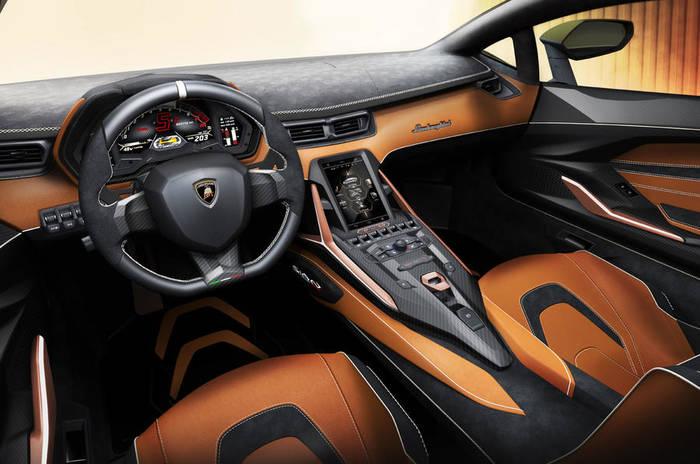 Lamborghini Sian привлекателен и быстр