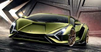 Наконец-то: Lamborghini открыли тайну внешнего вида нового автомобиля