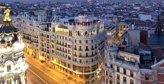 На крыше дома твоего: 10 баров в Мадриде на чердаке