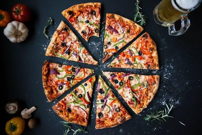 Пицца сбалансированнее, чем каша на завтрак