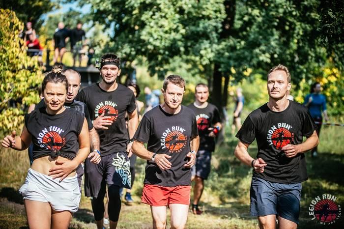 В 2020 году запланированы забеги Legion Run в Киеве (23 мая), Одессе (13 июня) и Харькове (25 июля). Не пропусти