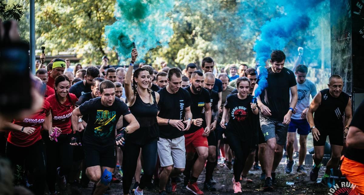 5000+ участников-зрителей и приход Виталия Кличко: как прошел Legion Run Kyiv 2019