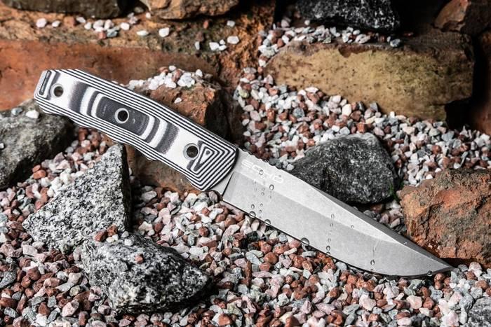 Ищи нож из стали AUS-8 — это металл, обладающий оптимальным коэффициентом прочности