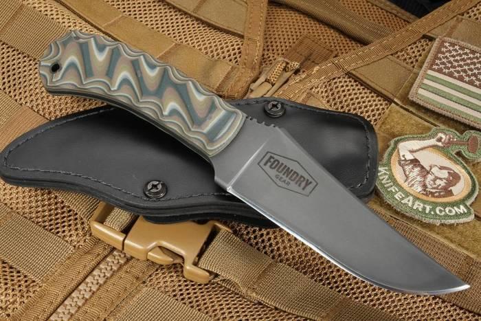 Выбирая нож, обрати внимание на марку стали и заявленную в сертификате твердость