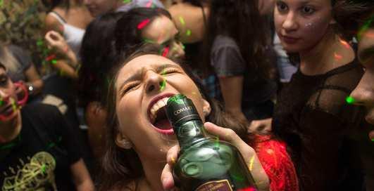 Самые пьяные страны Европы: рейтинг Всемирной организации здравоохранения