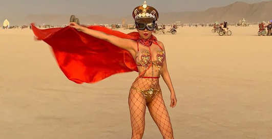 Burning Man 2019: самые запоминающиеся снимки и участники